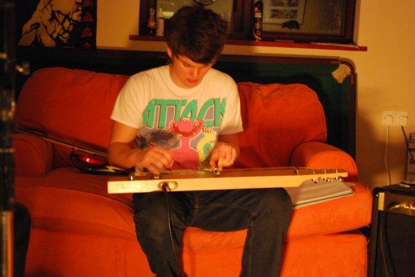 lapsteel guitar UK