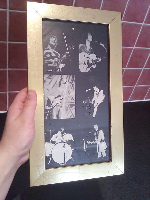fleetwood mac vinyl art